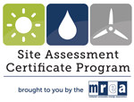 Site Assessment Certificate Program